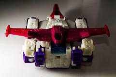 DSC_4759 (Quantum Stalker) Tags: transformers takara apeface hasbro siege warforcybertron decepticon triplechanger spasma voyager robot ape gorillia spaceship chunky update g1