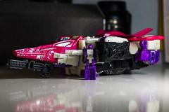 DSC_4754 (Quantum Stalker) Tags: transformers takara apeface hasbro siege warforcybertron decepticon triplechanger spasma voyager robot ape gorillia spaceship chunky update g1