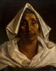 The Old Italian Woman (lluisribesmateu1969) Tags: 19thcentury lehavre muséedartmoderneandrémalraux géricault