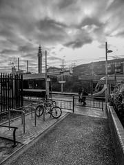 Edge of the City (Jason_Hood) Tags: midlandmetro westmidlandsmetro blackandwhite monochrome birmingham