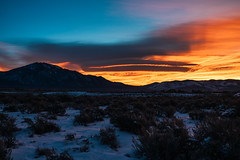 This sunrise sucks, I want my money back. (M///S///H) Tags: rx1 clouds cybershot earlymorning landscape mirrorless newmexico newmexicotrue outside pointandshoot rx1rii sony sunrise taos
