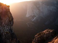 In honor of Free Solo (FamHiroshima) Tags: yosemite california nationapark freesolo nature landscape sunset beautiful scenic epic elcapitan yosemitevalley taftpoint fuji xt2 landscapephotography landscapeimages dusk goldenhour fujixt2 fujifilm fujifilmxt2