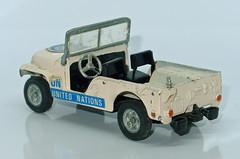 Jeep Willys UN (2881) Mebetoys L1220119 (baffalie) Tags: auto voiture ancienne vintage classic old car coche retro expo italie italian die cast toys jeux jouet miniature