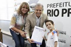 Entrega de carta produzida por alunos da escola Vem Ser. Marcos Morelli SMCS. 04-12-2019 (Prefeitura de Rio Preto) Tags: vemser riopreto prefeituraderiopreto prefrp sãojosédoriopreto