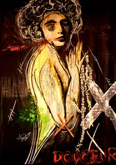 Douceur (franck.sastre) Tags: art años 1920 painting picture colors eyes lips