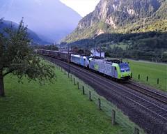 DGS 41022 Melzo Scalo - Venlo (Marcel Weich) Tags: re485018 186105 blscargo railpool dgs41022 schützen silenen uri txlogistik ukvzug