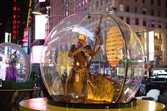 Times Square (Squeaky Shutterbug) Tags: travel nyc new york city manhattan times square night life lights