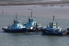 Tugs At Hythe, Southampton Water, August 31st 2019 (Southsea_Matt) Tags: hythe southampton hampshire england unitedkingdom august summer 2019 canon 80d boat ship vessel transport tugboat phenix lomax