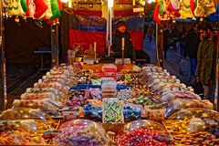 Pick 'n' Mix (Croydon Clicker) Tags: stall market sweets candy fudge liquorish stallholder people croydon london surrey nikon nikkor