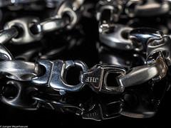Macro Mondays - Chain (J.Weyerhäuser) Tags: hmm kette macro macromondays wednesdaymacro chain