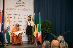 Vastu Shastra by Swami Ananda Saraswati (visvamitrasage) Tags: swami ananda saraswati talks vastu shastra vedic approach living place occasion visvamitra international award excellence 2019 siracusa italy india yoga vidya italia romania uttarkashi vahini trust group founder