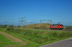 🇳🇱 DBC 1615 @ Dordrecht (Wesley van Drongelen) Tags: ns nederlandse spoorwegen db deutsche bahn cargo dbc baureihe br reihe rh serie série reeks type class 1600 1615 dordrecht zuid wieldrecht wieldrechtse zeedijk train trein zug
