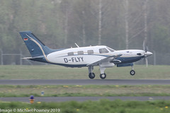 D-FLYY - 2002 build Piper PA-46-500TP Malibu Meridian, departing from Runway 06 at Friedrichshafen during Aero 2019 (egcc) Tags: 4697147 aero aerofriedrichshafen aerofriedrichshafen2019 bodensee dflyy edny fdh friedrichshafen kaaaviation lightroom malibu malibumeridian meridian n391cc oylda pa46 pa46500tp piper urcczv
