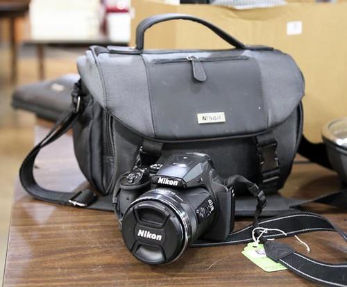 Nikon Coolpix P900 camera ($246.40)