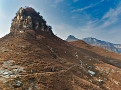 Taihangshan Mountains 太行山 (gerrit-worldwide.de) Tags: 太行山 beijing china asia 2019 olympus mzuiko124028 omd landscape outdoor hiking