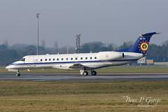 ERJ135LR-CE-01-4-12-19-RAF-MARHAM-(4) (Benn P George Photography) Tags: rafmarham 41219 bennpgeorgephotography belgianairforce erj135lr ce01 usairforce f15e strikeeagle 910301 910303 48fw 492fs ln nikon nikond7100 nikon200500 norfolk