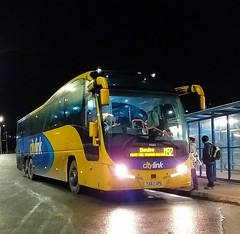 Photo of Stagecoach Fife  YX67 UPG,  54362