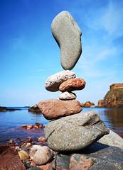 World Stone-Stacking Championship, Dunbar (Niall Corbet) Tags: scotland eastlothian worldstonestackingchampionship dunbar world stonestacking championship stone stack tower balance