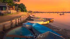 Waldringfield Foreshore (Aron Radford Photography) Tags: waldringfield suffolk woodbridge sunrise dawn river rowing boats uk landscape forshore east anglia low tide