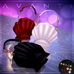 AVANTI @ TLC December (Intoxicate @ Second Life) Tags: theliaisoncollaborative avanti accessories 3d fantasy fashion mesh original sl secondlife virtualreality