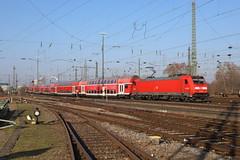 DB Regio 146 204-3 RE, Basel Bad Bhf (michaelgoll777) Tags: db br146