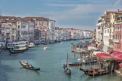 Venezia -5 (Ricardo José Maksoud) Tags: venezia venice italy italia landscape gondola