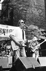 IMG_20191204_0004 (david_z_norton) Tags: 35mm casewesternreservuniversity f100 hessler hesslerbluesallstars hesslerstrretfair kodak nikon summer trix universitycircle blackandwhite electricguitar film guitar livemusic outdoors