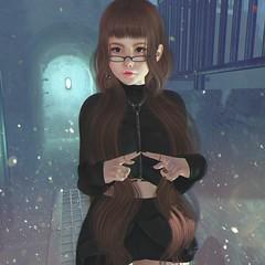 【in the night】 (Sooyun Ichtama) Tags: secondlife slblogger arise blah enfersombre insomniaangel lotus lyrium paparazzi purepoison sintiklia anthem dubai groupgift