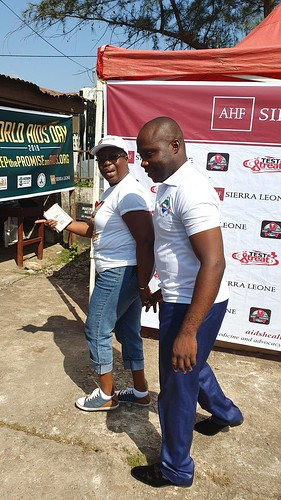 WAD 2019: Sierra Leon