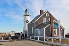 Scituate Light – Scituate, Massachusetts (Stephen St-Denis) Tags: scituate massachusetts oldscituatelight plymouthcounty lighthouse nationalhistoricregister