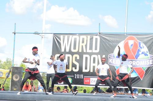 WAD 2019: Zambia