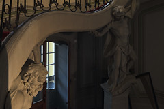 QWZ08262 (qwz) Tags: interior sculpture bialystok белосток architecture