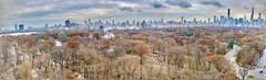 Fading into Winter December 4th 2019 (dannydalypix) Tags: newyorkskyline panoramic nyc newyorkcity manhattan centralpark