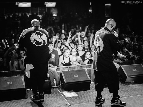 Tech N9ne, Krizz Kaliko & King ISO - 11.30.19 - Hard Rock Hotel & Casino Sioux City