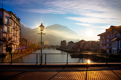 Interlaken (BO-RA Photography) Tags: interlaken winter schweiz berneroberland bern canon eosr sonne sonnenlicht