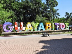 Guayabitos (knightbefore_99) Tags: mexico mexican nayarit rincon guayabitos west coast pacific awesome cool tropical colour sign fantastic name fun colourful park plaza azul