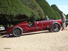 Bentley 4½-Litre Blower Single Seater (BenGPhotos) Tags: 2019 concoursofelegance hampton court palace car show concours elegance bentley 4½ 45 412 litre blower single seater hb3402 1929 uu5871 classic vintage