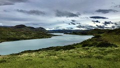 Torres del Paine National Park (__ PeterCH51 __) Tags: torresdelpaine nationalpark lake lakepehoé lagopehoé scenery landscape chile patagonia andes anden chileanandes iphone peterch51