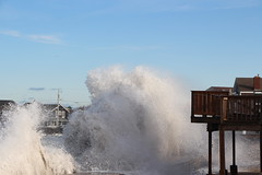 Surf's Up in Scituate  # 1 (Stephen St-Denis) Tags: scituate massachusetts highsurf