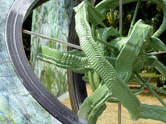Kensington Gardens, London (mira66) Tags: gwuk kensington gardens london 2019 deeplistener sculpture publicsculpture park