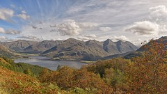 Sister Act... (Harleynik Rides Again.) Tags: sisters five kintail glenshiel glenelg ratagan mountains cloudporn scotland westcoast westerross autumn harleynikridesagain