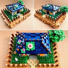 Marin & Tarin's Home (speedyhead79) Tags: lego legomoc moc zelda thelegendofzelda linksawakening link afol nintendo