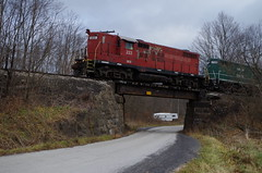 y&s 225 (Fan-T) Tags: ys youngstown southern southyeastern gp9 ic 9368 222 ibcx rogers ohio plw