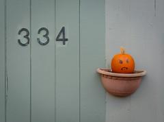 Vampire Squash (dlkautz) Tags: lancaster decoration city fall pumpkin street