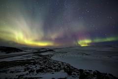 Aurora Iceland. 26.10.2019 #57 (ragnaolof) Tags: sky strandir steingrímsfjörður stars snow northernlights iceland bjarnafjörður bjarnafjarðarháls auroraborealis landscape night nature