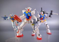 Gundam: my moc and Bandai models (guitar hero78) Tags: toys afol actionfigure anime lego legomoc legomech moc mech mecha fujifilm fujinon xf60mm xe1
