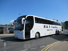 Photo of B&N Coaches A6BXN 25082019