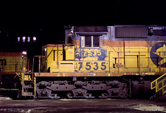 Weathered (thechief500) Tags: csx chessiesystem railroads grafton westvirginia unitedstatesofamerica bo