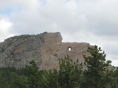 Crazy Horse Memorial (tigerbeatlefreak) Tags: crazy horse memorial landmark black hills south dakota