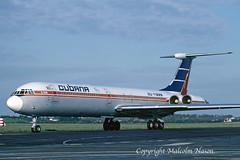 ILYUSHIN IL62M CU-T1225 CUBANA (shanairpic) Tags: jetairliner passengerjet il62m ilyushinil62 shannon cubana cut1225